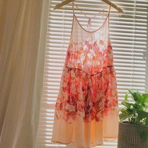 Free People flowy summer dress